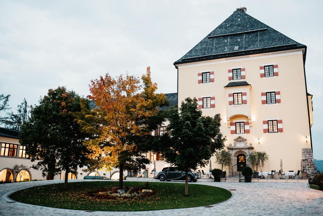 Hochzeit Schloss Fuschl Fuschlsee Salzburg 64