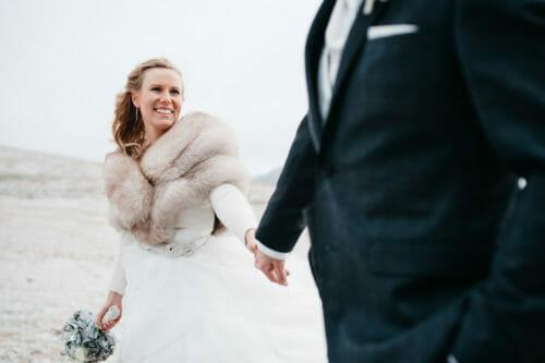 Winter Hochzeit Teichalm