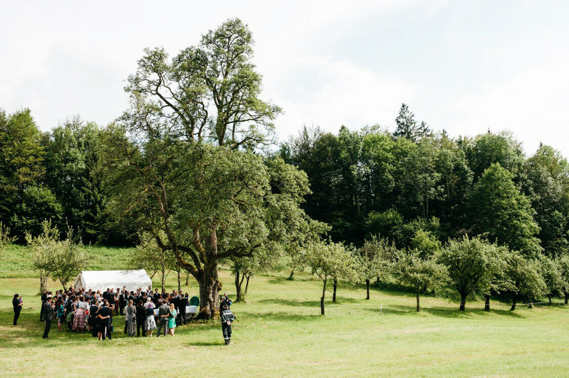 Hochzeitsfotograf Hochzeit Alm Berge Obersteiermark Vintage Tom Schuller 28