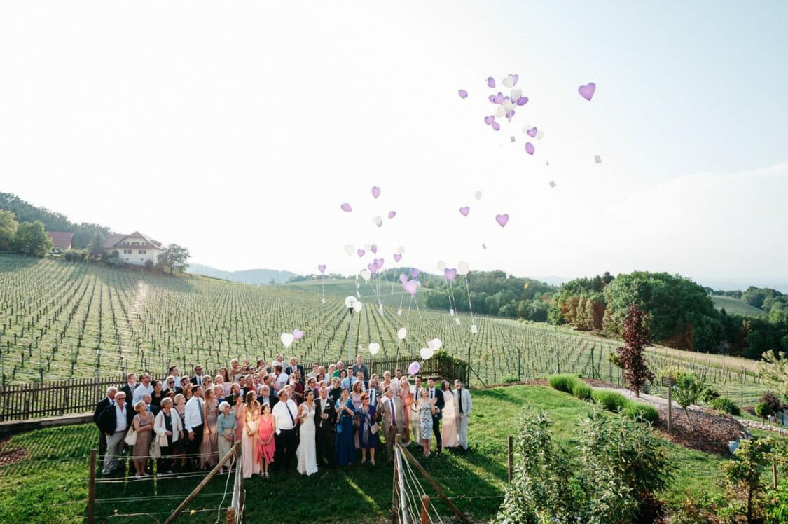 Hochzeitsfotograf Steiermark Graz Weinstrasse Suedsteiermark Leibnitz Buschenschank Hochzeit 68