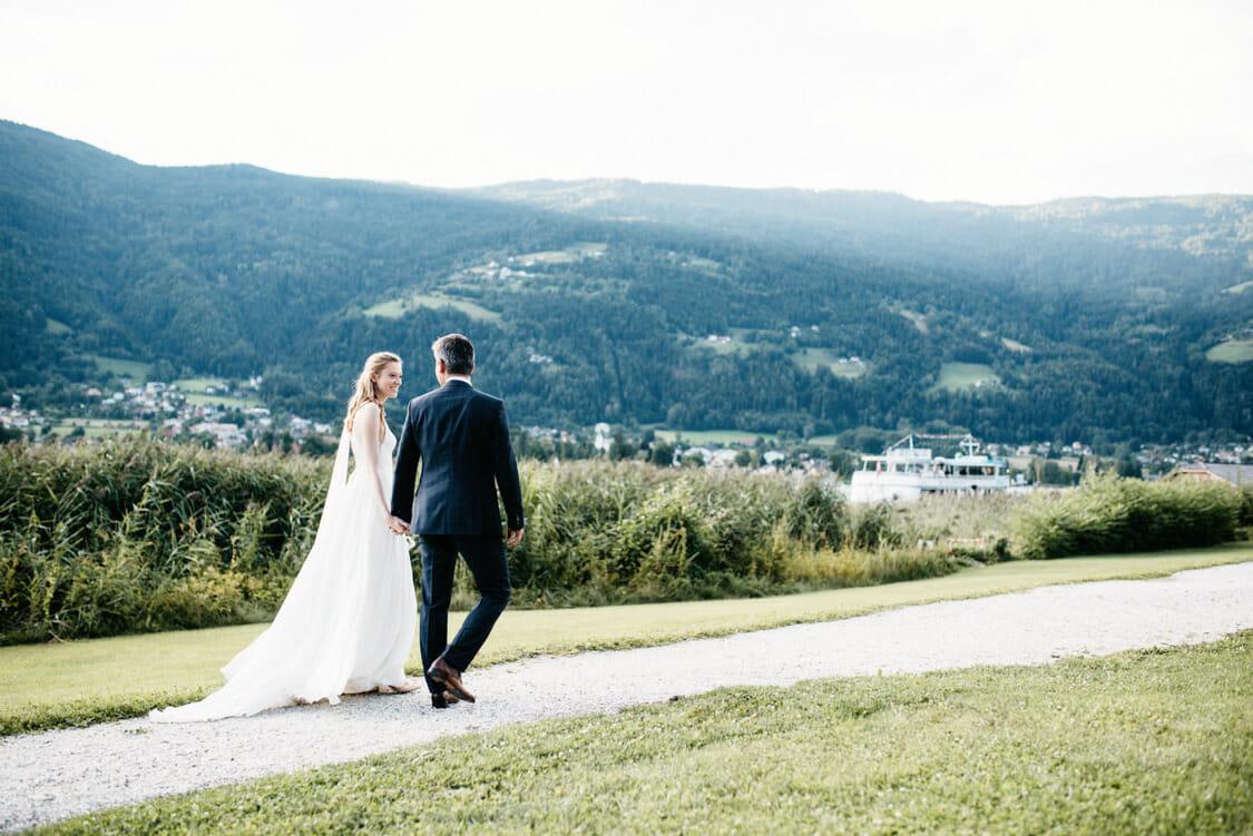 Vintagehochzeit Hochzeitsfotograf Kaernten Faakersee 61