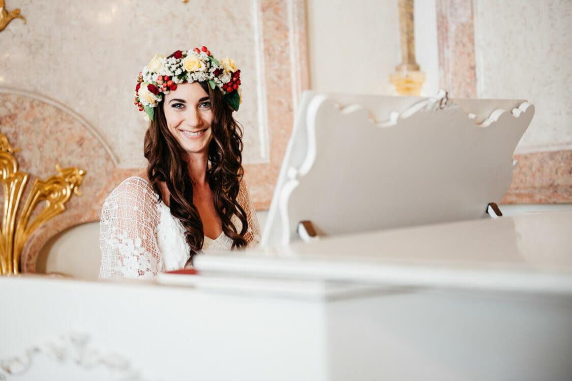 Elopement Hochzeit Salzburg Schloss Mirabell Marmorsaal Mirabellgarten 010