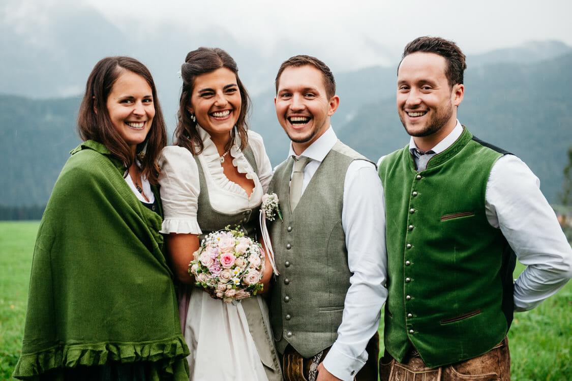Hochzeitsfotograf Salzburg Abtenau Sonnleitn Bauernhof Tracht Lederhose Dirndl 052