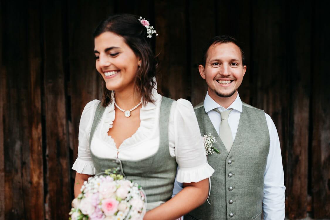 Hochzeitsfotograf Salzburg Abtenau Sonnleitn Bauernhof Tracht Lederhose Dirndl 055