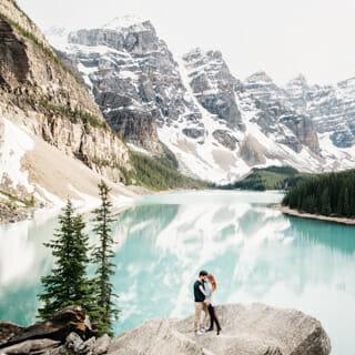 Paarfotos Abenteuer