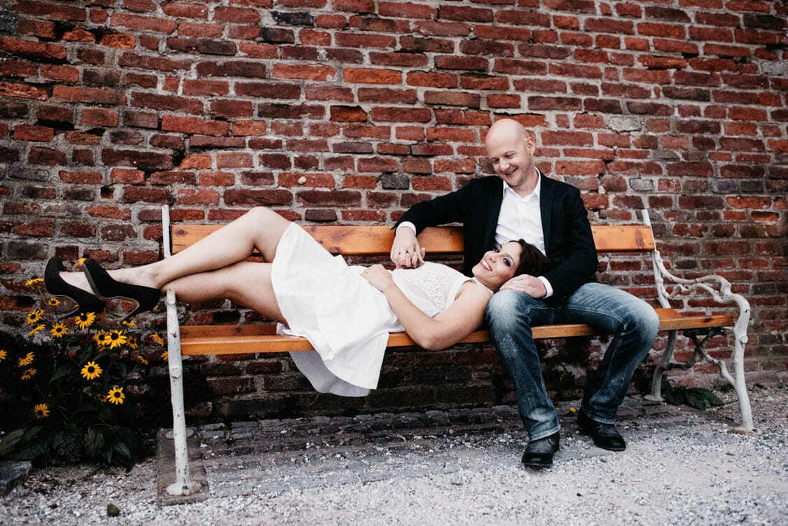 Verlobungsfotos Grazer Altstadt