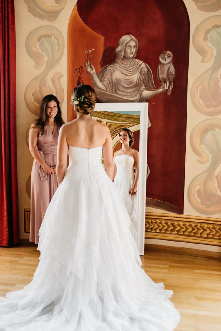 Hochzeit Weinschloss Thaller Pavillon 17