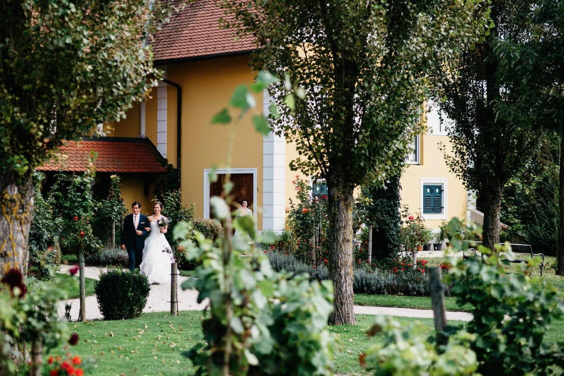 Hochzeit Weinschloss Thaller Pavillon 24