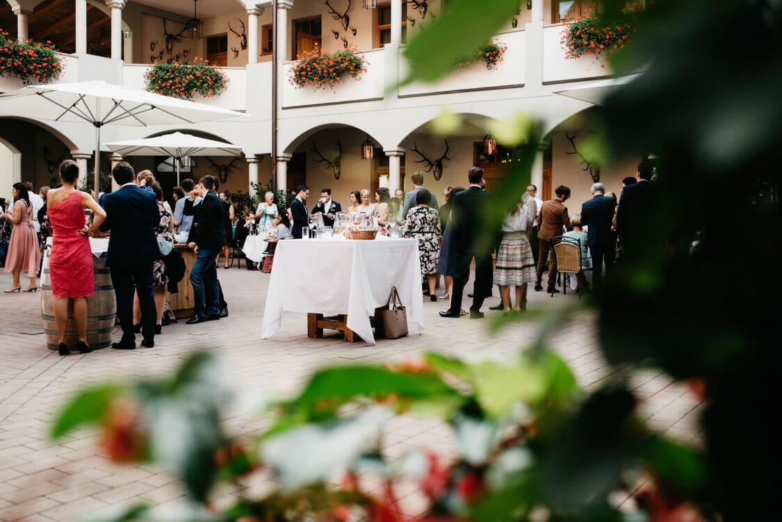 Hochzeit Weinschloss Thaller Pavillon 46