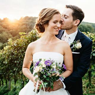 Hochzeitsfotos Weinschloss Thaller
