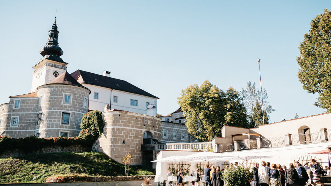 Hochzeit Schloss Weinberg Pintereststil 49