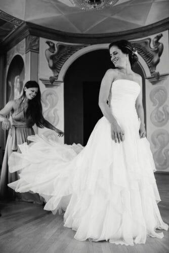 Moderne Lebendige Hochzeitsfotos 26